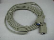 Kenwood TS-480 TS-570 TS-870S TS-2000  Data Link Cable. 25 feet RS232 Ham Radio
