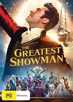 Greatest Showman DVD NEW Region 4 Hugh Jackman