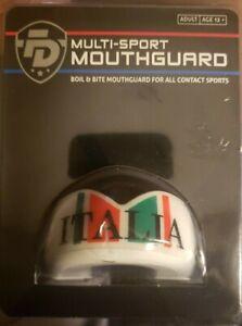 Martial Arts Fightdentist Boil & Bite Mouth Guard - Ti Amo Italia
