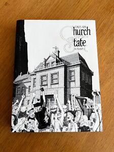 Cerebus 'Church & State' volume 1 graphic novel By Dave Sim