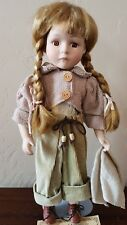 """15"""" """"Cindy"""" by Ashley Belle, Collectible Porcelain Doll in original box"""