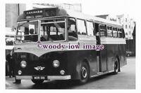 ab0045 - Aldershot & District Coach Bus - MOR 581 to Farnham - photograph