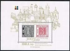 Duitsland Bund postfris 1999 MNH block 46 - IBRA '99 Nurnberg