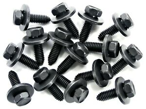 "Body Bolts- 5/16-18 x 1"" Long- 1/2"" Hex- 7/8"" Washer- 15 bolts- ED#172"
