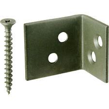 Deck-Tite Handrail Bracket Kit 12 brackets and 48 screws