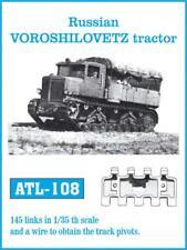 Friul ATL-108 Russian Voroshilovetz Tractor 1:35