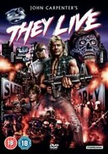 Action They Live DVDs & Blu-rays