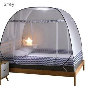 Bed Mosquito Net Automatic Pop Up Tent Mosquito Killer Breathable Portable New