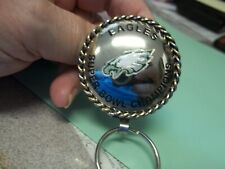 "186# Philadelphia ""Eagles"" Football Key Ring"