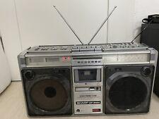 SHARP GF-9494 Radiorecorder/Ghettoblaster Sharp GF-9494 - made in Japan