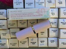 Mary Kay High Profile Creme Lipstick ~ NIB You Pick Color Discontinued RARE HTF