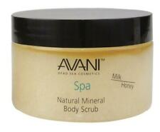AVANI Classics Natural Mineral Body Scrub Milk and Honey 14.08 oz