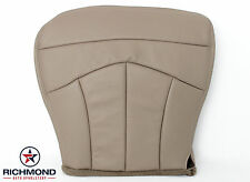 2000 Ford F-150 Lariat -Driver Side Bottom Replacement Leather Seat Cover TAN