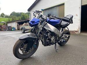 Yamaha 1000er Streetfighter von Boehse Moppetz