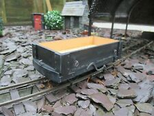 Sm32/Sm45/16mm scale, Ffestiniog 'Beer' Wagon kit, narrow gauge, 32mm or 45mm,