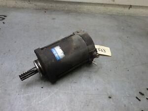 Suzuki SV1000 SV1000N Starter Motor SV563