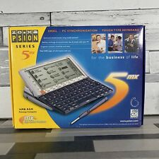 Psion Series 5MX Palmtop Computer PDA Brand New In Box. Rare Collectors Item!