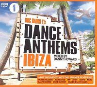 BBC 1 Dance Anthems Ibiza Danny Howard 2014 2CD Neu / Ungespielt Avicii Tiesto