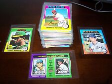 1975 Topps Mini Baseball Complete Your Set Your Choice EX or better