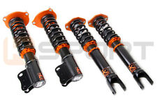 Ksport Kontrol Pro Coilovers Shocks Springs for Honda Accord 90-97 CB7 CD