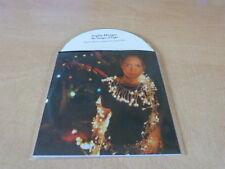 SOPHIE HUNGER - THE DANGER OF LIGHT - FRENCH  PROMO CD