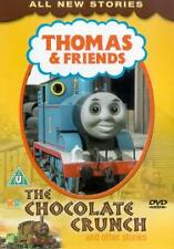 THOMAS THE TANK ENGINE CHOCOLATE CRUNCH DVD KIDS 8 EPISODES