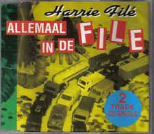 Harrie File- allemaal in de file cd maxi single