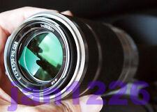 Sony SEL55210 55-210mm OSS Zoom bundle Lens Hood for NEX-5  NEX-7 silver