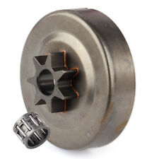 """.325"""" 7T Clutch Drum Sprocket& Needle Cage Bearing for Stihl 026 MS260 024 MS240"""