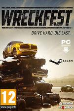 Wreckfest - STEAM PC Game Digital Donwload Code - Global