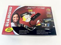 Diamond VC500 One Touch USB Video & Audio Capture for Windows