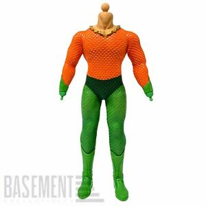 Mezco One:12 Aquaman - Body Buck, Costume & Boots ONLY DC Comics 1:12 Scale