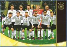 Panini DFB Calendario de Adviento 2017 Tarjeta Nr.14 Die Equipo