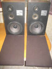 "Pair H.H. SCOTT S-311 Speakers 3-Way 10"" Woofers, 23"" Tall"