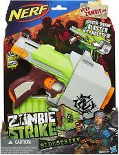 Nerf Zombie Strike Sidestrike Blaster NEW