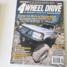 4 Wheel Drive Magazine How To Buy A Used 4x4 June 2007 053117nonrh2