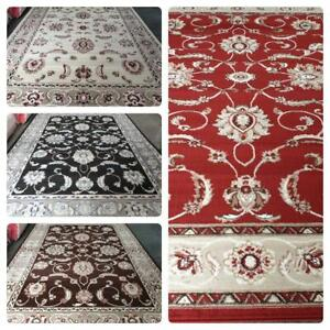 TRADITIONAL STYLE DINNING AREA RUGS SMALL EXTRA LARGE RUNNER CARPET BUDGET RUGS