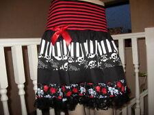 Unbranded Casual Flippy, Full Skirts for Women