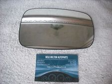 A RENAULT MEGANE AND SCENIC 2  ELECTRIC HEATED DOOR MIRROR GLASS  2004-2008