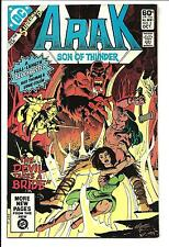 ARAK, SON OF THUNDER # 2 (OCT 1981), VF