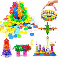 Puzzle Flakes-A Creative and Educational Building Block Toy for Kid (200 Pcs)