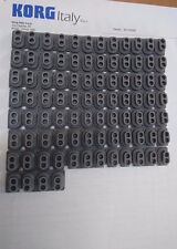 Korg SP-170 SP-280 Key Rubber Contact SET ( For 88 Keys ) - Genuine Spare Part