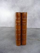 Oeuvres Boileau Alphonse Lemerre vergé hollande  Ex libris Vindry bibliophilie