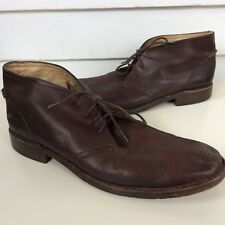 FRYE Men's Oliver Chukka Shoe Boot Size 12 D