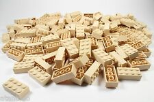 LEGO Tan Brick 2x4 - Brand New (Lot of 500 Pieces)