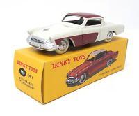 Dinky Toys by Atlas 1/43 Studebaker Commander creme red Model Car Metal # 540