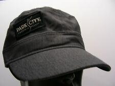 PARK CITY MOUNTAIN RESORT - ONE SIZE ADJUSTABLE STRAPBACK CADET STYLE CAP HAT!
