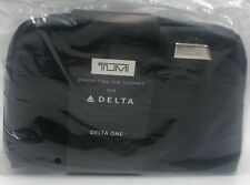 TUMI Travel POUCH Accessory Case Toiletry BAG Delta One Business Amenity Kit