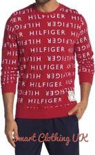 Tommy Hilfiger Men's Logo Jersey Loungewear Pullover          (RRP £80)