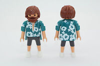 Playmobil Figur Mann Beachboy Hawaihemd Strand Urlaub aus 9233